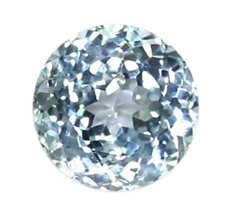 Montana blue sapphire round