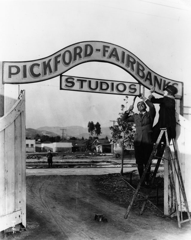 pickford fairbanks studios
