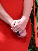 gwyneth paltrow sapphire engagement ring