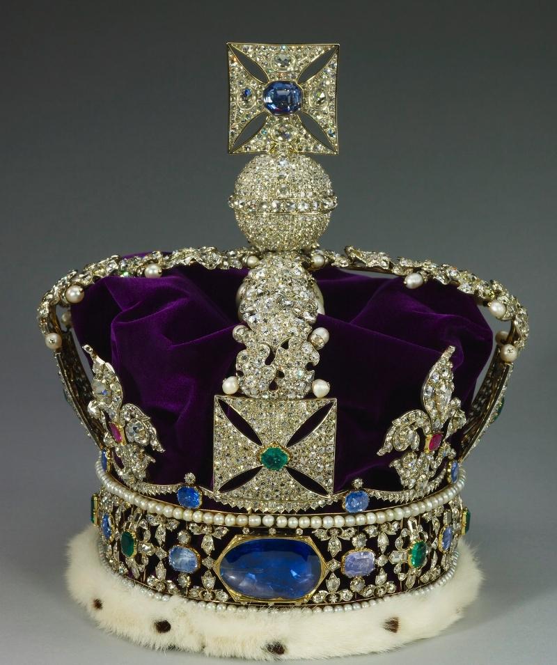 stuart sapphire british crown