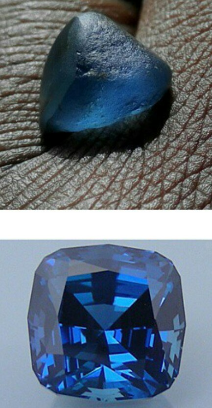 blue sapphire establishing value