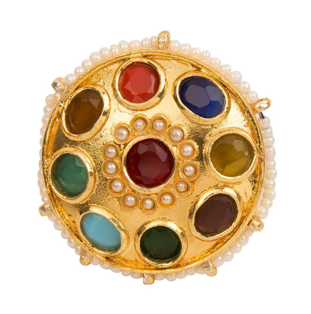 navaratna ring gemstones