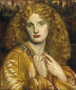 rossetti helen of troy