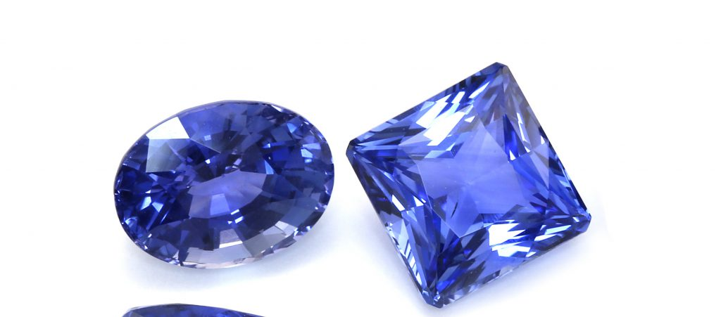 blue sapphires natural untreated