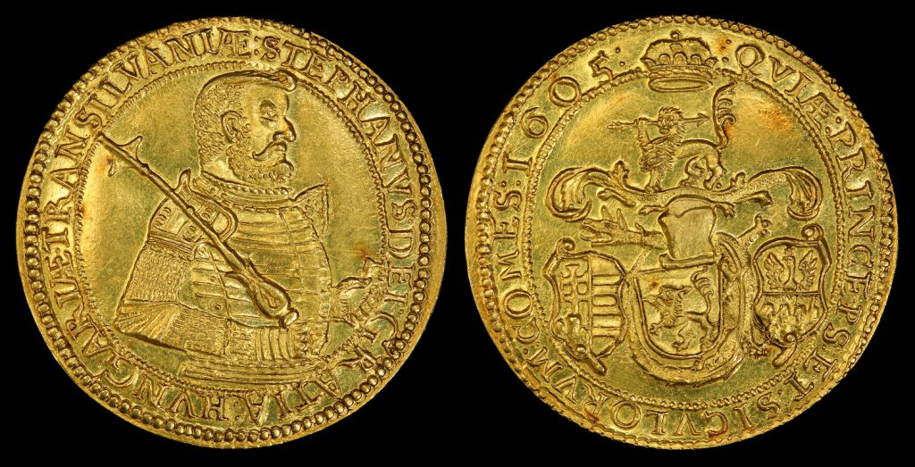 10 ducat gold coin