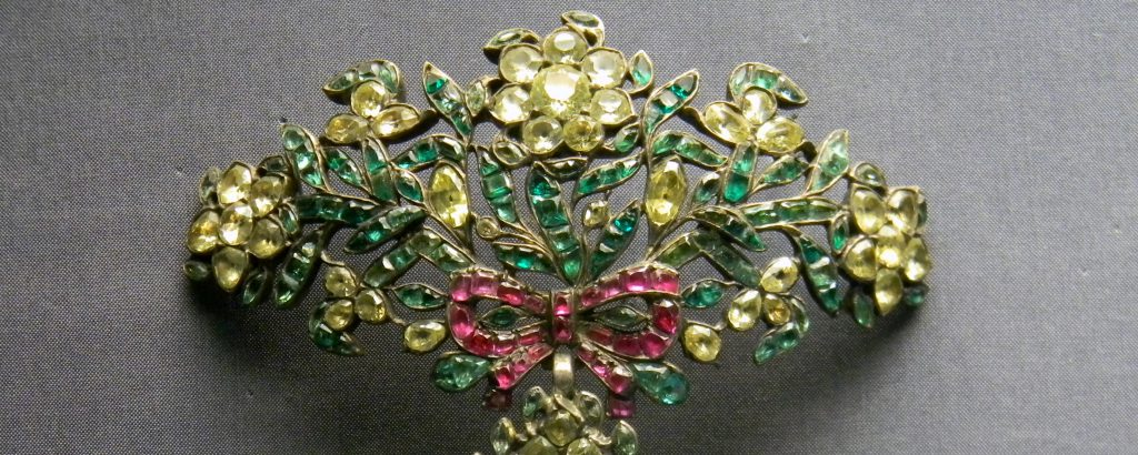 18th century brooch