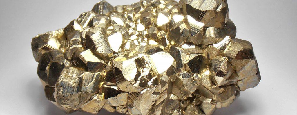 pyrite fools gold