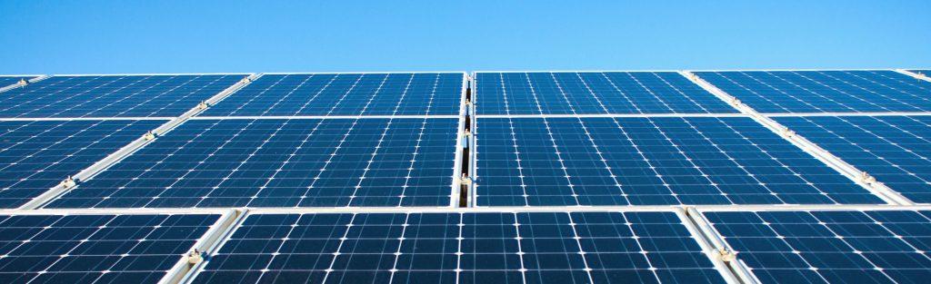 solar panel silver