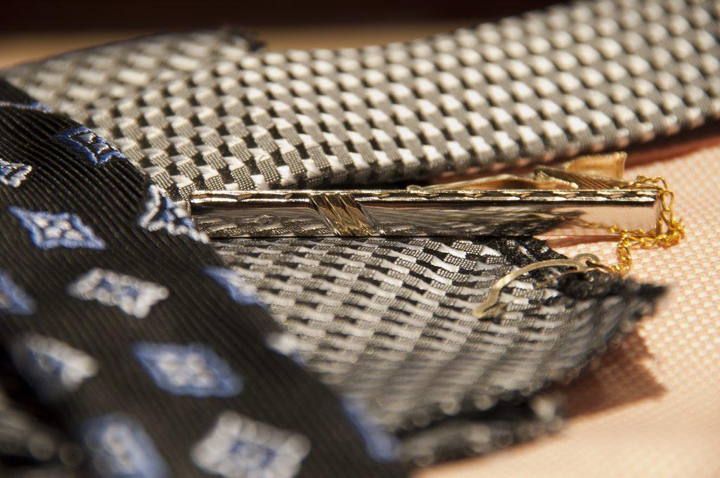 tie clip tie bar