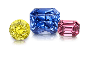 Yellow sapphire ring